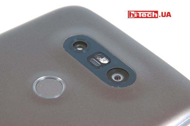 Камера LG G5 se