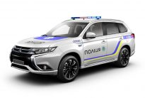 Mitsubishi Outlander PHEV (Plug-in Hybrid Electric)