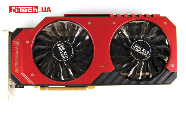 Видеокарта Palit GeForce GTX 980 Super JetStream