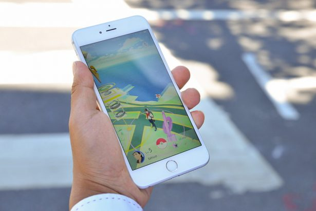 Pokemon Go iOS