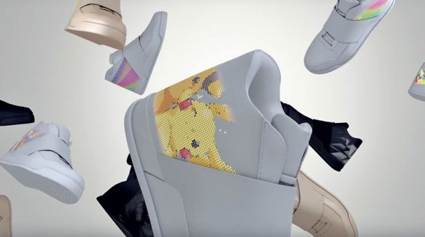 Для игроков Pokemon Go могут появиться смарт-кроссовки