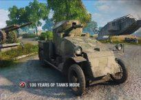 100 Years of Tanks Mode 6