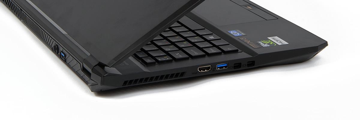 Тест игрового ноутбука Dream Machines G980 (15UA01)