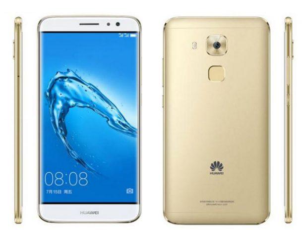 Huawei представила железный фаблет G9 Plus