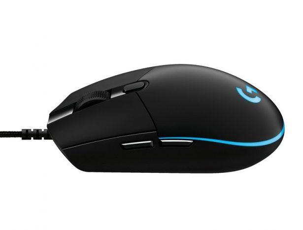 Logitech представляет новейшую игровую мышь для профессиональных киберспортсменов