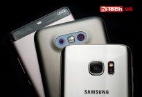 Тестируем камеры Huawei P9, LG G5 se и Samsung Galaxy S7