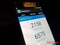 Samsung Galaxy Note 7 bench 2