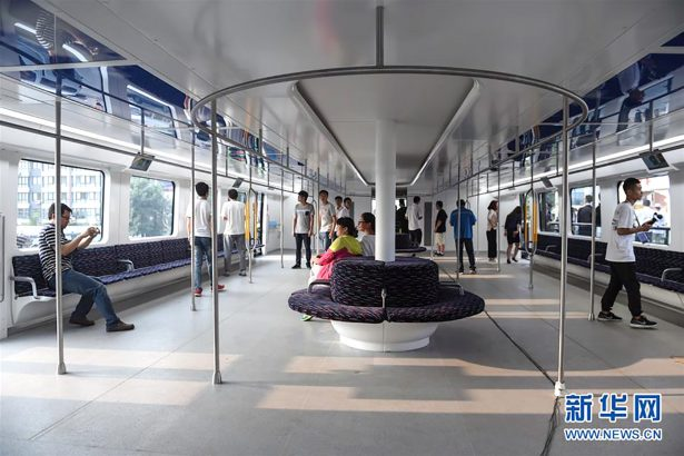 Transit Elevated Bus 3