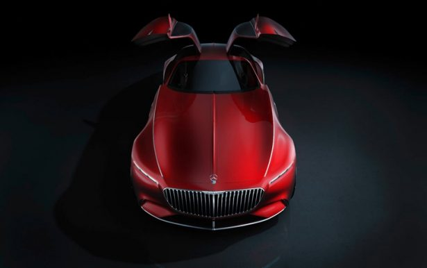 Vision Mercedes-Maybach 6 10