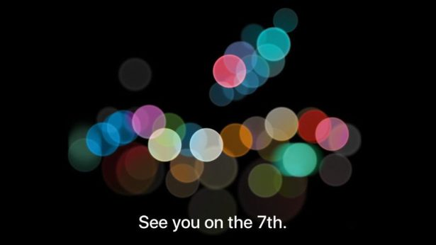 apple event 7th september