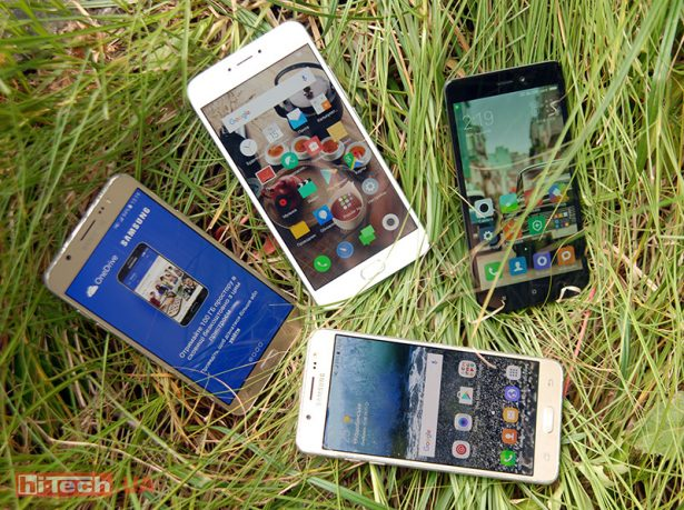 budget smartphones comparing 2016 10