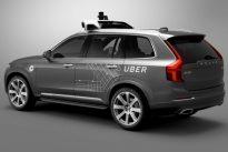 uber volvo xc90 autopilot 1