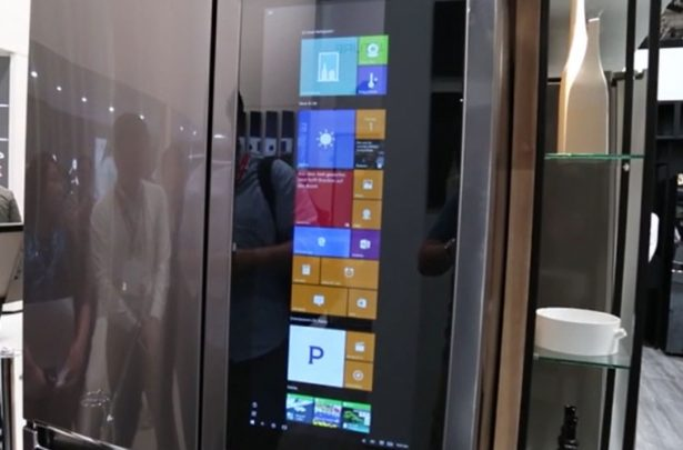 LG fridge windows 10 2