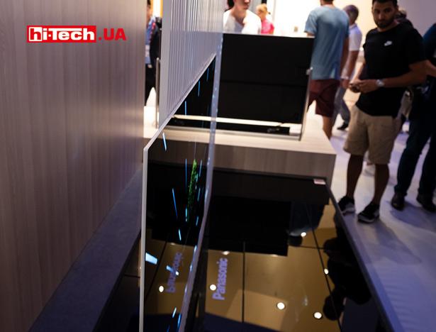 Прототип OLED-панели нового поколения Panasonic