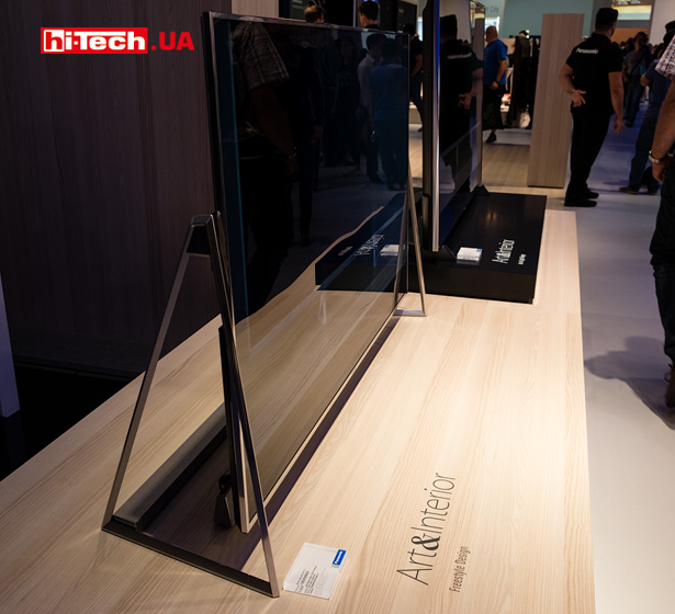 Новый телевизор серии Art & Interior Panasonic TX-58DXW804
