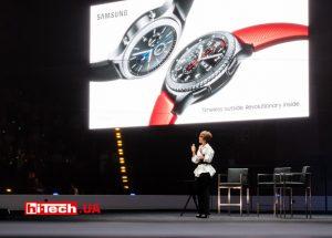 Презентация Samsung Gear S3