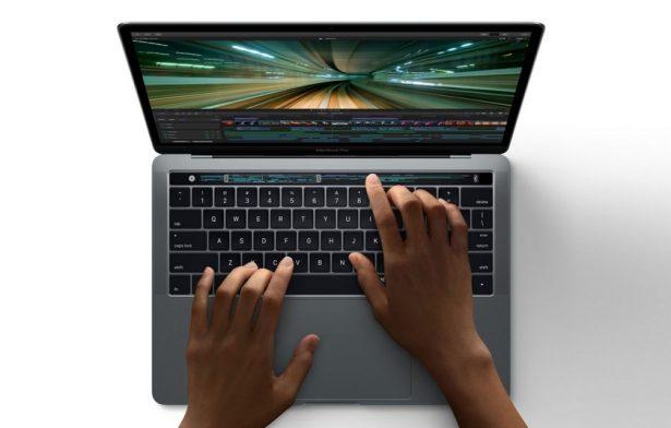 Apple обновила свои MacBook Pro: 4 порта USB Type-C, OLED-панель и 3,5-мм аудио