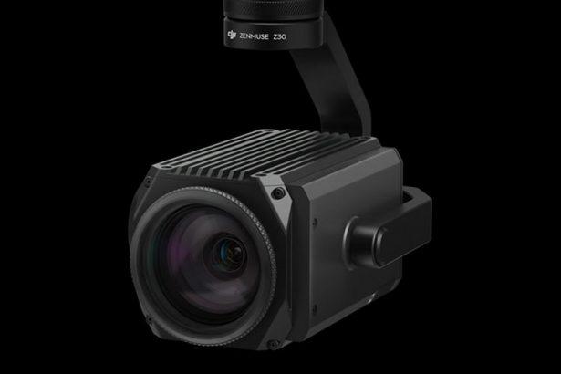 DJI выпустила камеру с 30-кратным зумом для промышленных дронов