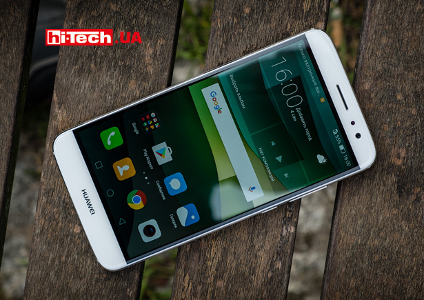Экран Huawei nova Plus