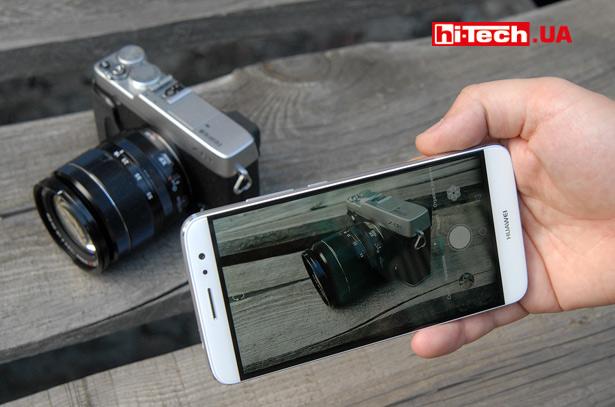 Снимаем со смартфоном Huawei nova Plus