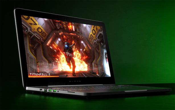 Игровой ноутбук Razer Blade Pro