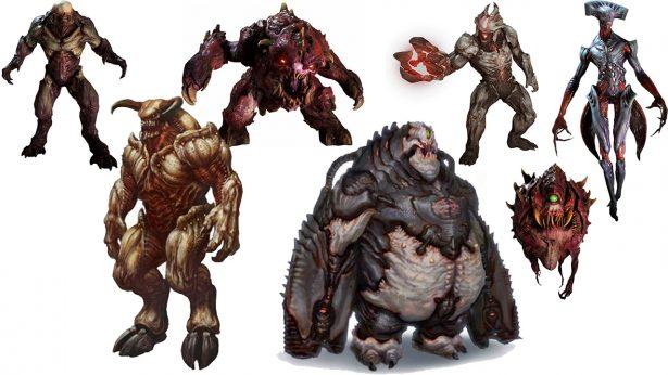doom-4-2016-monsters-all