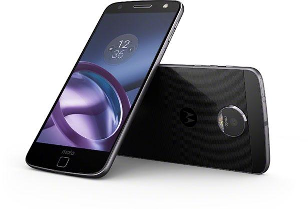 Мобильные телефоны Moto Z иZPlay появились вукраинской рознице