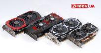 Видеокарты на базе NVIDIA GeForce GTX 1060 от Inno3D, MSI и Zotac
