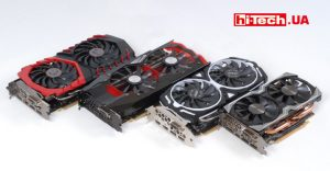 Видеокарты на базе NVIDIA GeForce GTX 1060 от Inno3D, MSI и Zotac