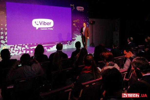 Паблик-аккаунты Viber официально представлены для государства Украины