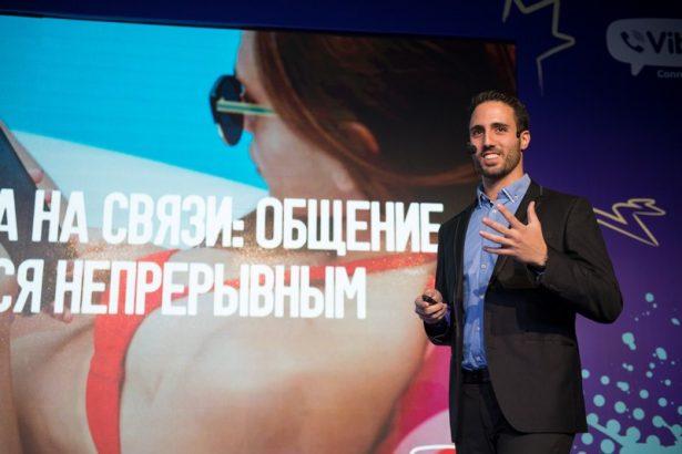 В украинском сегменте Viber более 8 млн активных пользователей