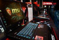 игровые ноутбуки MSI c видеоадаптерами NVIDIA GeForce GTX 1060/1070/1080