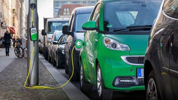 электрокары electrocars BMW