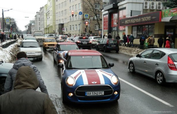 Vodafone Харьков Машина