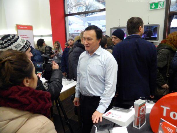 Vodafone Харьков Самокрик вопросы