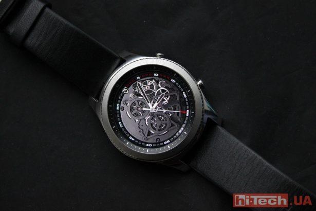 Обзор умных часов Samsung Gear S3 Classic  лучше не придумаешь  c055222425f96