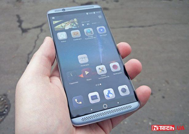 Тест смартфона ZTE Axon 7: мощный китаец