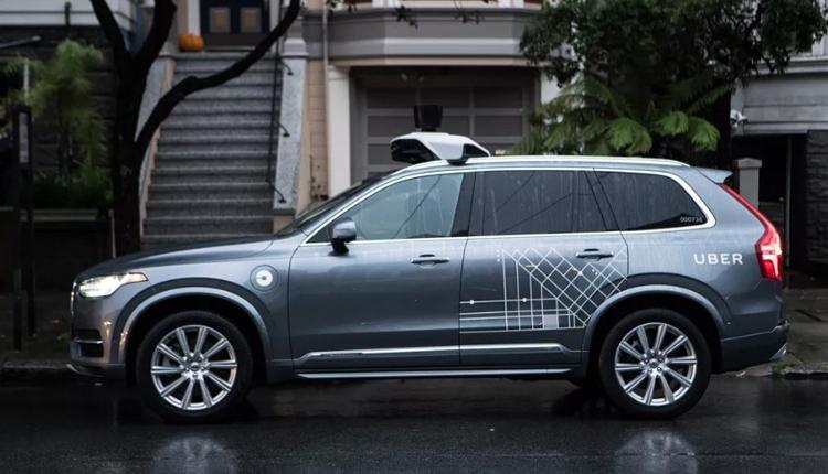 Uber продолжит работу беспилотных такси вСан-Франциско