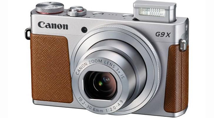 Canon показала новейшую компактную камеру PowerShot G9 XMarkII