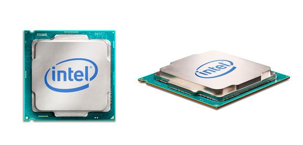 Процессоры Intel Core с припоем