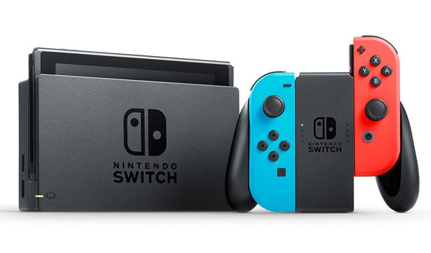 Объявлена цена и дата начала реализации Nintendo Switch в Российской Федерации