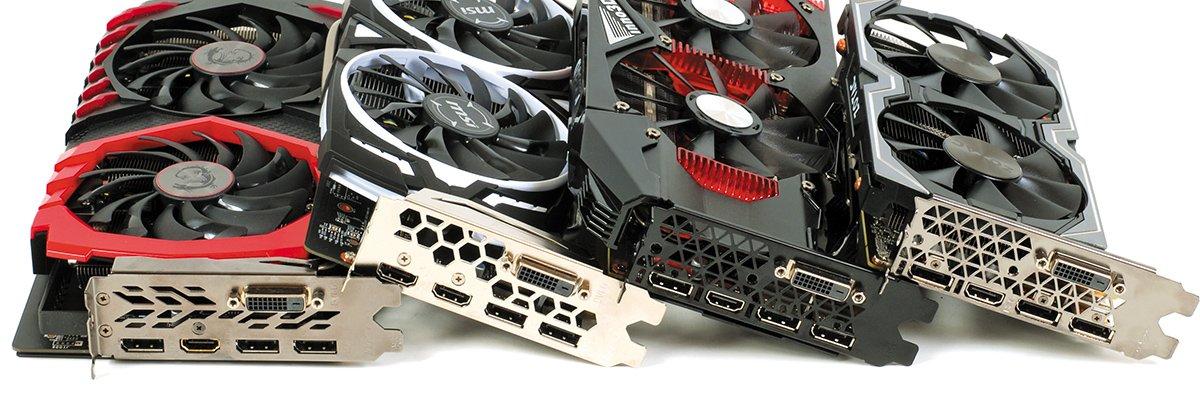 Сравнение видеокарт NVIDIA GeForce GTX 1060
