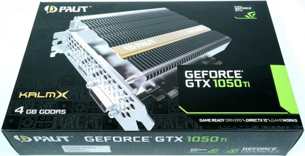 Представлена видеокарта Galax GeForce GTX 1070 Мини