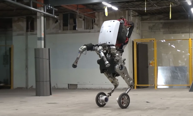 Робот Handle от Boston Dynamics