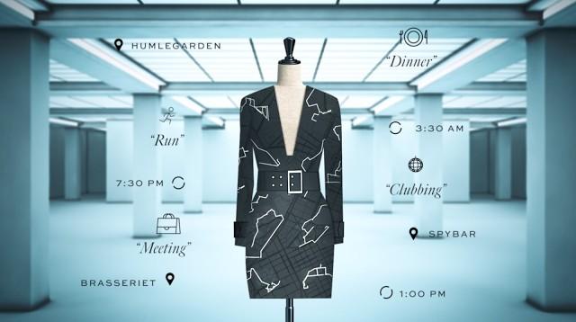 Google сейчас сумеет создавать платья наоснове личных данных пользователя