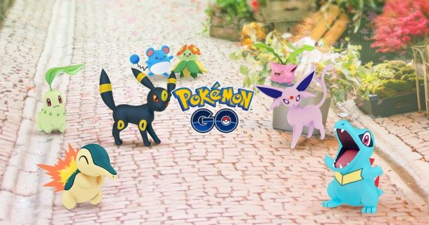 Pokémon Go 80 new pokemons