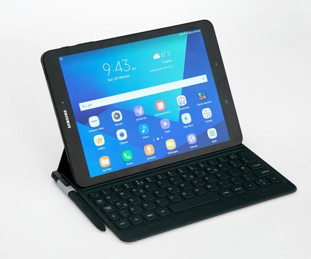 Стилус Samsung S Pen Galaxy Tab S3 EJ-PT820BBEGRU Black