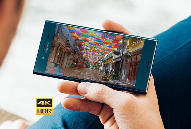 Экран Sony Xperia XZ Premium