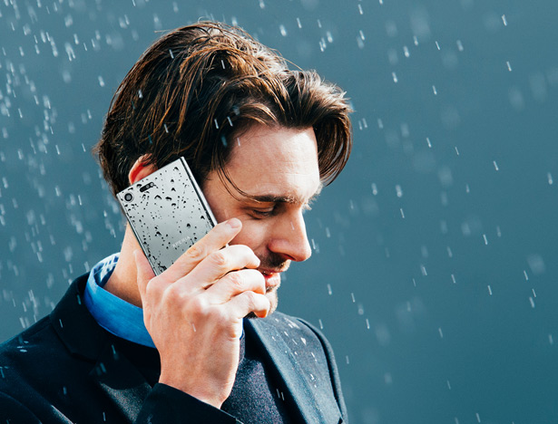 Sony Xperia XZ Premium имеет защиту от пыли и воды IP65/68
