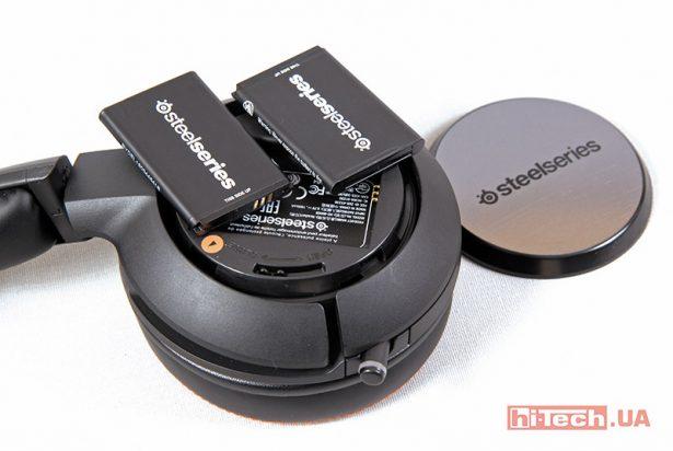 Чтобы не делать паузы в играх, можно менять аккумуляторы в наушниках и блоке питания с помощью «горячей» замены